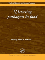Detecting Pathogens in Food