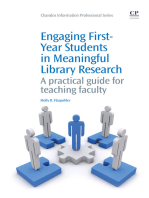 Engaging First-Year Students in Meaningful Library Research