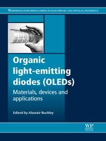 Organic Light-Emitting Diodes (OLEDs): Materials, Devices and Applications