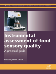 Instrumental Assessment of Food Sensory Quality: A Practical Guide