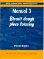 Biscuit, Cookie and Cracker Manufacturing Manuals