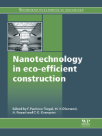 Nanotechnology in Eco-Efficient Construction: Materials, Processes and Applications