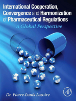International Cooperation, Convergence and Harmonization of Pharmaceutical Regulations