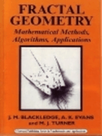 Fractal Geometry: Mathematical Methods, Algorithms, Applications