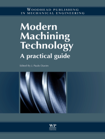Modern Machining Technology: A Practical Guide