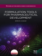 Formulation tools for Pharmaceutical Development
