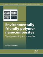 Environmentally Friendly Polymer Nanocomposites