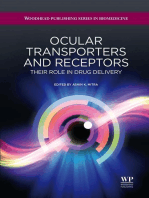 Ocular Transporters and Receptors