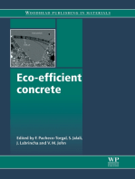 Eco-Efficient Concrete