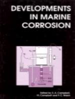 Developments in Marine Corrosion