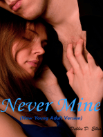 Never Mine (New Young Adult Version)