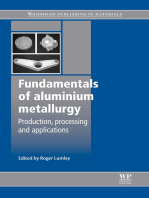 Fundamentals of Aluminium Metallurgy: Production, Processing and Applications