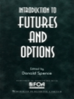 Introduction to Futures and Options