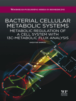 Bacterial Cellular Metabolic Systems
