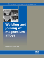 Welding and Joining of Magnesium Alloys