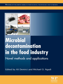 Microbial Decontamination in the Food Industry: Novel Methods and Applications