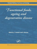 Functional Foods, Ageing and Degenerative Disease