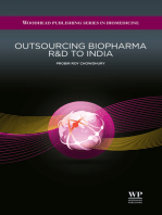 Outsourcing Biopharma R&D to India