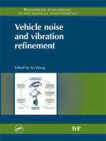 Vehicle Noise and Vibration Refinement