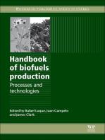 Handbook of Biofuels Production