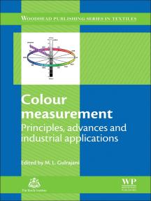 Colour Measurement: Principles, Advances and Industrial Applications