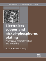 Electroless Copper and Nickel-Phosphorus Plating
