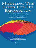 Modeling The Earth For Oil Exploration