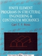 Finite Element Programs in Structural Engineering and Continuum Mechanics