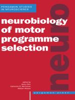 Neurobiology of Motor Programme Selection