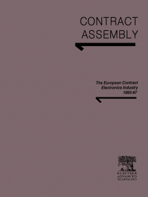 European Contract Electronics Assembly Industry - 1993-97: A Strategic Study of the European CEM Industry