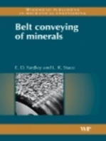 Belt Conveying of Minerals