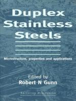 Duplex Stainless Steels