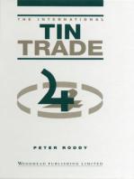 The International Tin Trade