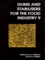 Gums and Stabilisers for the Food Industry 9