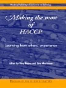 Making the Most of Haccp: Learning from Others' Experience