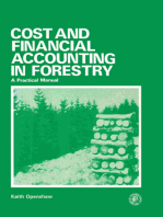Cost and Financial Accounting in Forestry: A Practical Manual