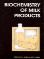 Biochemistry of Milk Products