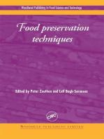Food Preservation Techniques