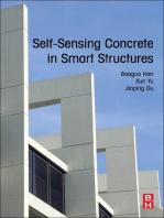 Self-Sensing Concrete in Smart Structures