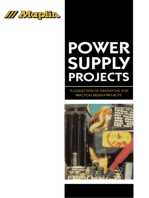 Power Supply Projects: A Collection of Innovative and Practical Design Projects