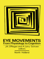 Eye Movements from Physiology to Cognition: Selected/Edited Proceedings of the Third European Conference on Eye Movements, Dourdan, France, September 1985