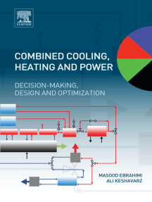 Combined Cooling, Heating and Power: Decision-Making, Design and Optimization