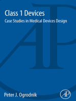 Class 1 Devices: Case Studies in Medical Devices Design