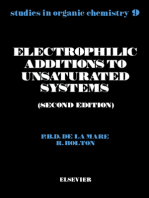 Electrophilic Additions to Unsaturated Systems