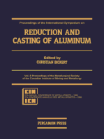 Proceedings of the International Symposium on Reduction and Casting of Aluminum
