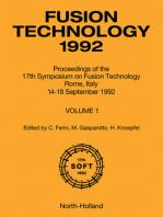 Fusion Technology 1992