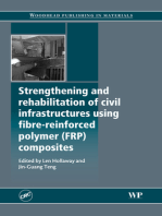 Strengthening and Rehabilitation of Civil Infrastructures Using Fibre-Reinforced Polymer (FRP) Composites