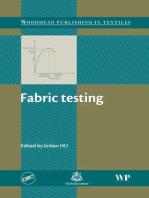 Fabric Testing