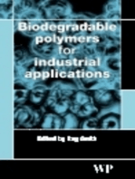Biodegradable Polymers for Industrial Applications