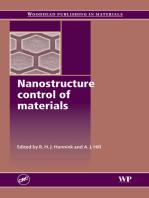 Nanostructure Control of Materials